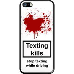 Texting kills Par WAM pour Apple  iPhone 5