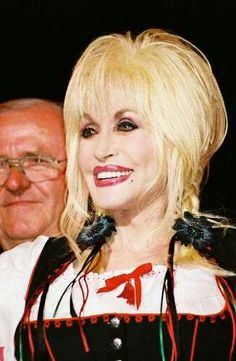 Dolly Parton ...~@ Dollywood Swiss Miss