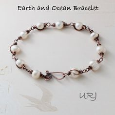 EDITOR'S CHOICE (09/02/2016) Earth and Ocean Bracelet by Magenta View details here: http://jewelers.community/creations/3943-earth-and-ocean-bracelet