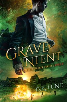 Buy Grave Intent by G. Lund and Read this Book on Kobo's Free Apps. Discover Kobo's Vast Collection of Ebooks and Audiobooks Today - Over 4 Million Titles! Fantasy Authors, Fantasy Books, Great Books, New Books, Ebook Cover Design, Dance Of Death, Danse Macabre, The Revenant, Service Design