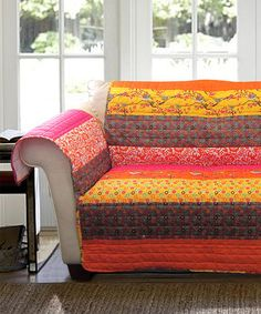 Look what I found on #zulily! Tangerine Diana Furniture Protector #zulilyfinds