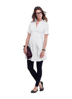 Libby Maternity Tunic, Isabella Oliver