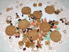 Sušienky z ovsených vločiek