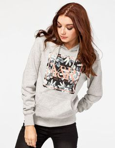 YOUNG & RECKLESS New Square Womens Hoodie