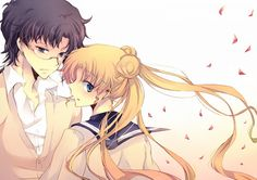 Usagi and Seiya~Almost love