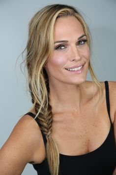 How to Do A Fishtail Braid | Molly Sims