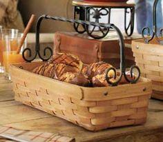 New style bread basket www.yourbasketlady.com