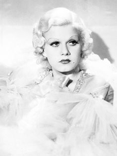 deforest:  Jean Harlow in Dinner at Eight (1933)