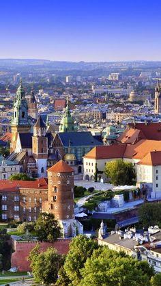 Krakow, Poland - Europe.