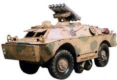 Anti-tank Version BRDM-2 Armoured Car Free Paper Model Download - http://www.papercraftsquare.com/anti-tank-version-brdm-2-armoured-car-free-paper-model-download.html#116, #ArmouredCar, #BRDM2