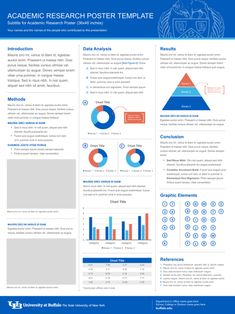 8 Best poster presentation template images in 2018   Academic poster