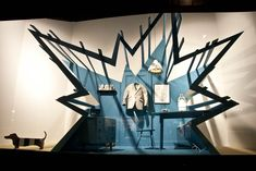 Selfridges London. Window display