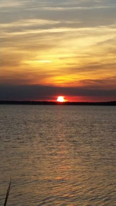 Sunset part 2 Fagers Island Ocean City MD