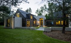Folly Farm Residence © Surround Architecture