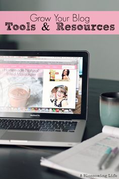 Tips on growing a blog.