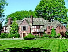 I love English Tudor Style homes.... I could live here.
