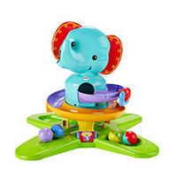 Fisher-Price Silly Safari Swirlin' Surprise Elephant