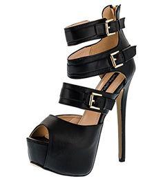 Sergio Todzi © Damenschuhe Sandale Sandalette Riemchen Plateau High Heels Pumps Stiletto Abendschuhe - http://on-line-kaufen.de/sergio-todzi/sergio-todzi-damenschuhe-sandale-sandalette