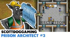 Prison Architect - Min Sec Ladies - Ep 03 ScottDogGaming - Prison Architect - Min Sec Ladies - Ep 03 ScottDogGaming  Build and Manage A Maximum Security Prison.  Check out the playlist  https://www.youtube.com/watch?v=bRZxb0vPg9I&list=PLYX5Y-Bpyz392p5Zgek-jrf6llRV4vmGa  Build and manage a Maximum Security Prison. As the sun casts its early morning rays on a beautiful patch of countryside the clock starts ticking. Youve got to crack on and build a holding cell to detain the job lot of maximum…