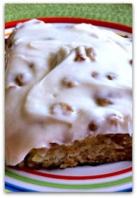 Dishing With Leslie: Miss Susan's Pineapple Sheet Cake