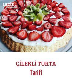 Çilekli Turta Tarifi