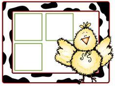 The Polka Dot Patch: Freebie: Farm Animals Beginning Sounds Sorts