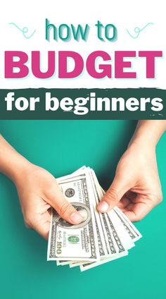 Are you struggling with how to build a budget? You know you need to budget your money, but you don't know how? Check out these 7 steps to budgeting for beginners.  Budgeting Money | Budgeting Finances | How to Budget for Beginners | Managing Your Money  #budget #money #mommanagingchaos