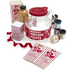 Popcorn Kit Gift Set | Sur La Table