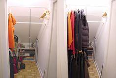 Deep And Dreaded Coat Closet Has Been Tamed