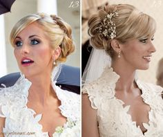 Choix du chignon avec voile de mariée - Mode nuptiale - Forum Mariages.net
