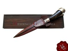 Cuchillo Criollo Schmieden Asta Alpaca Mod CUC-475