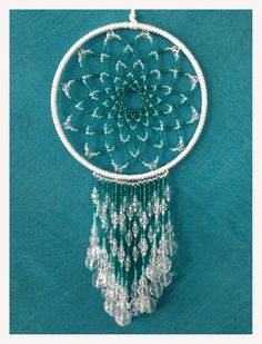 Place above your bed and it catches and chases away all the bad dreams. dream catchers.