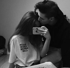 @riddhisinghal6•Pinterest : @vandanabadlani• Elegant romance, cute couple, relationship goals, prom, kiss, love, tumblr, grunge, hipster, aesthetic, boyfriend, girlfriend, teen couple, young love image