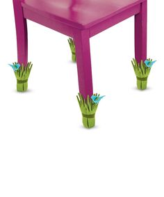Take a look at this Bird Chair Protector - Set of Four today!