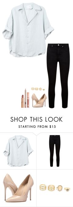 """Untitled #737"" by h1234l on Polyvore featuring Paige Denim, Massimo Matteo, LULUS and Dolce Vita"