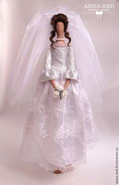 Купить Невеста - белый, невеста, невесты, невесте, тильда кукла, тильда, тильда невеста, свадьба