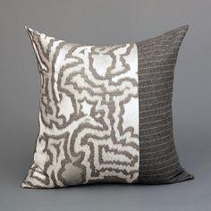 Grey Venezia Limited Edition Pillow by MONC XIII, : monc13.com
