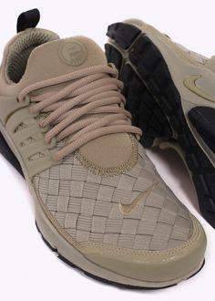 super popular 38553 fb614 Buy Air Presto SE - Neutral Olive by Nike Footwear from our Triads Mens  range - Green, Logo -   Triads Redesign