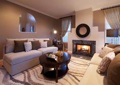 Contemporary living room design by Creative Elegance Interiors @CEInteriors