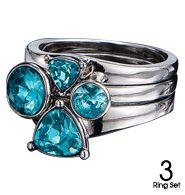 AVON - The Famous Forever Ring Set.. Available at my AVON online Shop www.youravon.com/Jennifergagnon
