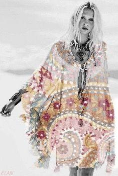 Bohemian Chic Fashion, Bohemian Style, Summer Rain, Pastel Shades, Tiaras And Crowns, Paisley, Nostalgia, Dreams, Creative