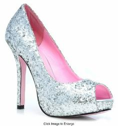 This would make a great prom shoe