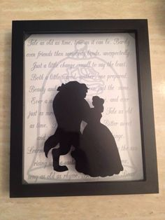 Beauty and the beast I really love this more than anything I've ever seen and I would love to have it
