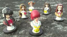 Carakter anime school