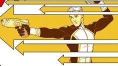 Marvel Boy aka Noh-Varr <3<3