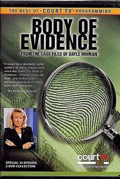 Body Of Evidence The Best Of Court TV DVD NEW SEALED FREE SHIPPING TRACK US | DVDs & Movies, DVDs & Blu-ray Discs | eBay!