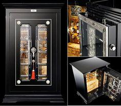 "Döttling ""The Skeleton"" SAFE....  Serious...  THe coolest safe ever...  I want it....  Only $341,326"