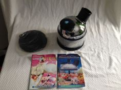 Culinare Rocket Chef New Without original box ,with all attachments &recipe book