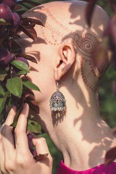 Massive kuchi whimsical #earrings, bells jewelry , long Indian vintage earrings, oriental #jhumka earrings, tribal style, #afghan jewelry, ats Antique Jewelry, Vintage Jewelry, Handmade Jewelry, Tribal Jewelry, Bohemian Jewelry, Tribal Fashion, Vintage Turquoise, Stylish Jewelry, Vintage Earrings