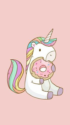 Cute unicorn wallpaper Imagenes de unicornios, Fondos de